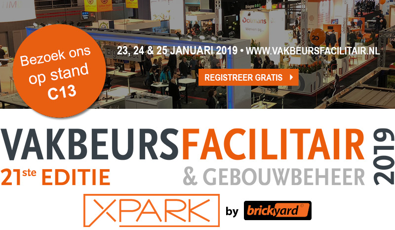 Vakbeurs Facilitair 2020 (post)
